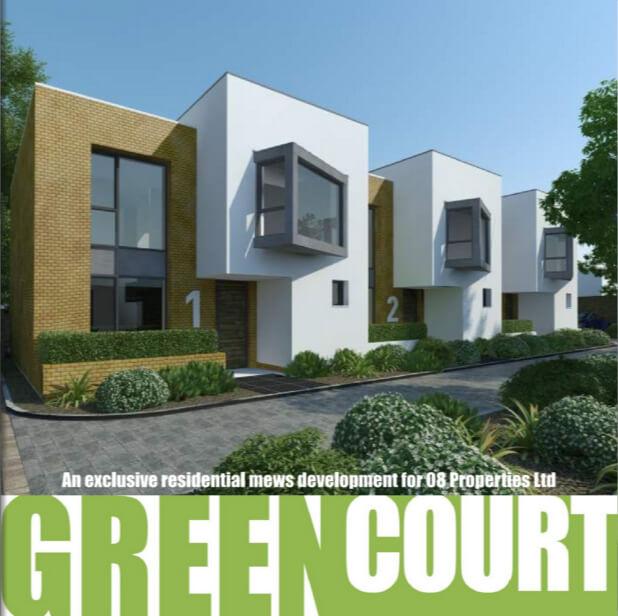 greencourt cover
