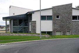 wilcock group headquarters, abergele